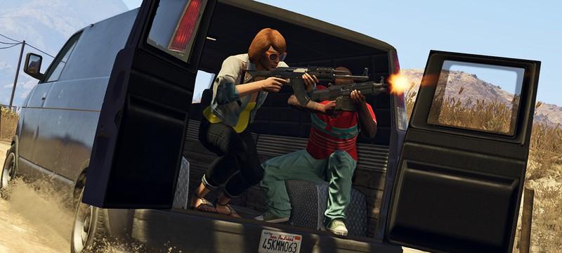Ограбления в GTA Online будут запущены в начале 2015
