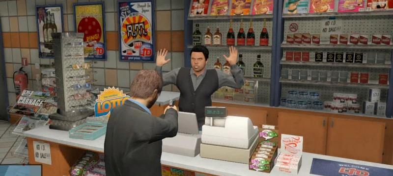 Первый трейлер ограблений GTA Online