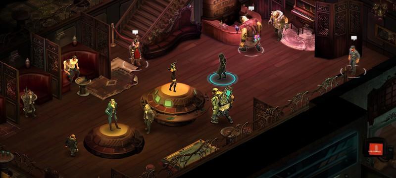 Новая игра Shadowrun будет запущена в Январе на Kickstarter