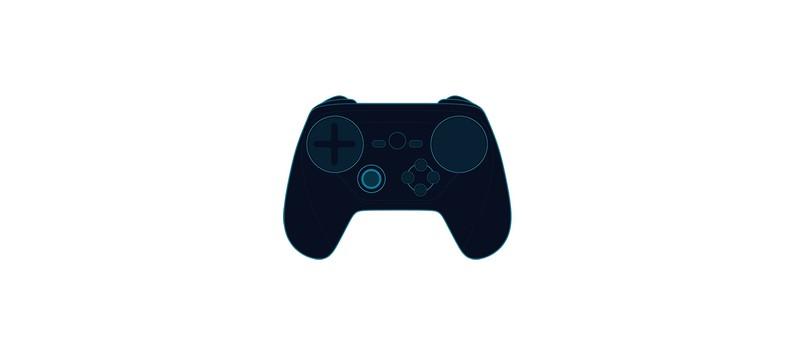 Новый дизайн Steam-контроллера