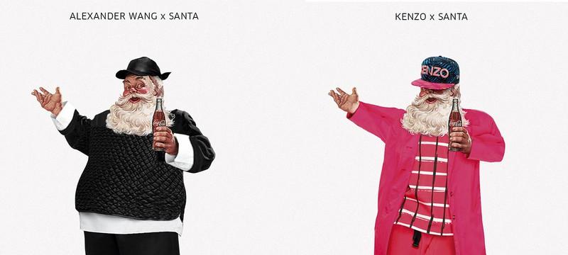 Short: Санта к нам приходит... в модных шмотках