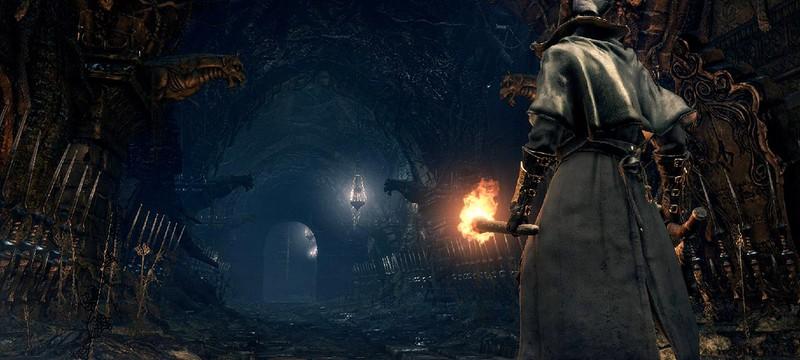 Новые скриншоты и арты Bloodborne