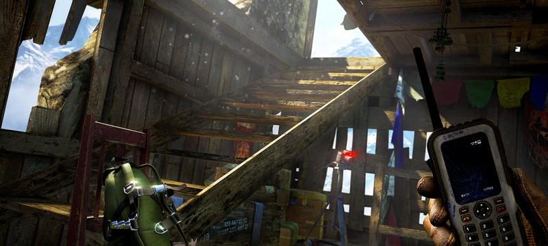 Перма-смерть появится в Far Cry 4 в Январе