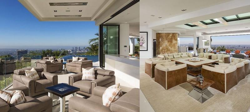 Нотч купил особняк за $70 миллионов в Беверли-Хиллз