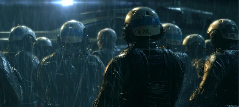 Сравнение графики Metal Gear Solid V - Ground Zeroes на PC и PS4