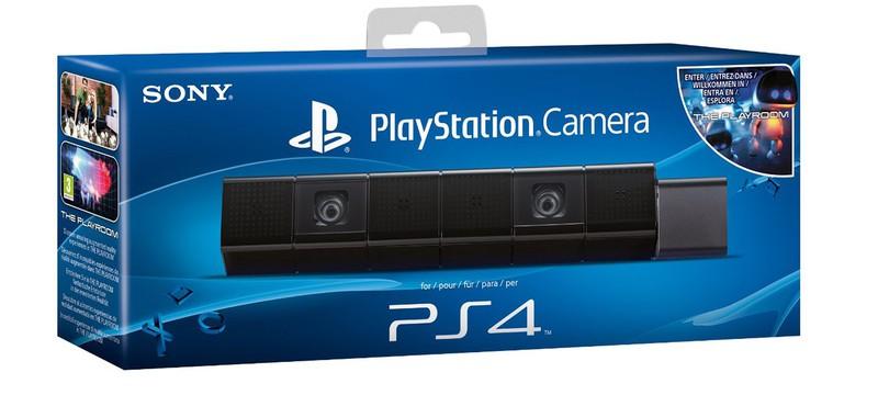 Sony рекламирует камеру PS4 в новом ролике