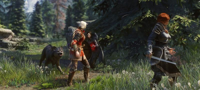 Шикарные скриншоты модифицированного Skyrim