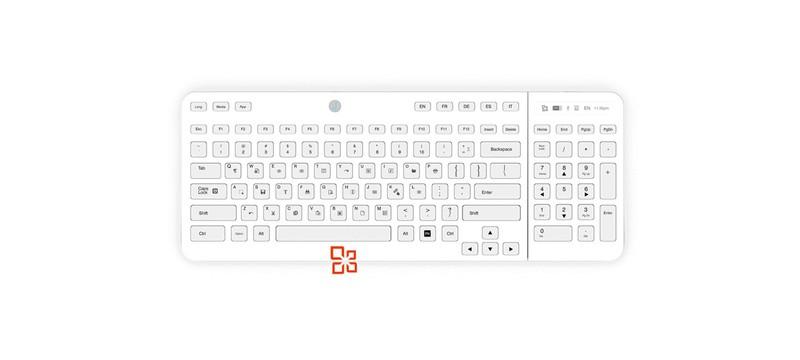 Клавиатура с цифровыми чернилами на подходе