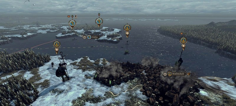 Total War: ATTILA – управление армией