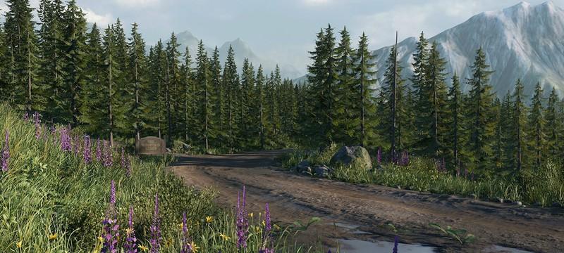 Художник по окружающей среде DICE экспериментирует с CryEngine