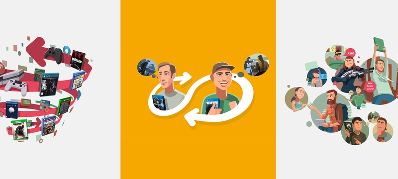Gameslooper - способ отчистить свои полки!