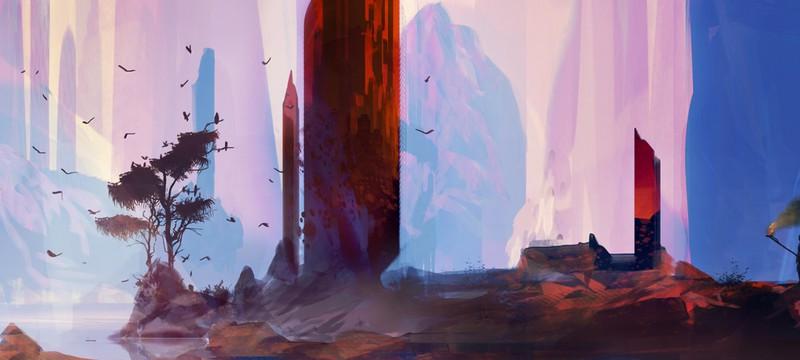 Художественные работы арт-директора Halo 5