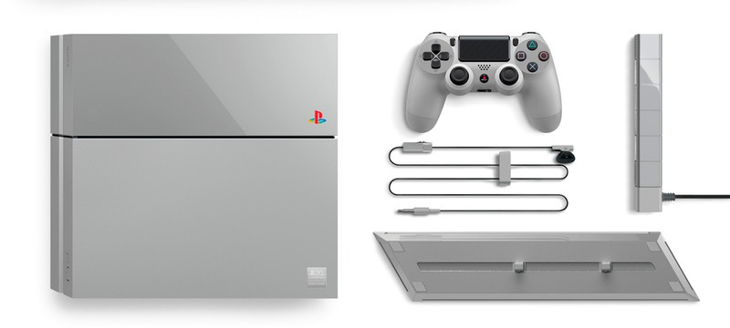 $20 тысяч за уничтожение юбилейной PS4