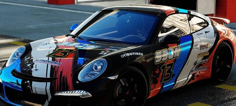 Физика Project CARS просчитывается 600 раз в секунду