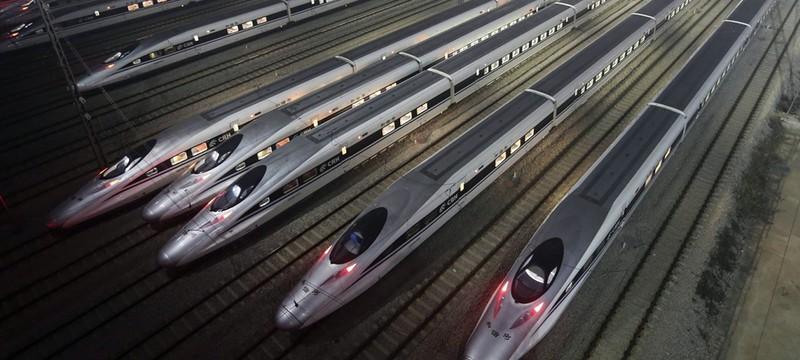 Россия и Китай построят высокоскоростную железнодорожную трассу. Москва-Пекин за 2 дня