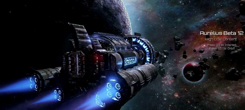 Космический симулятор Into the Stars от бывших разработчиков Battlefield