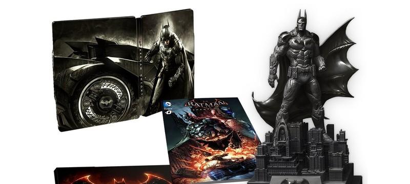 Детали ограниченного издания Batman: Arkham Knight