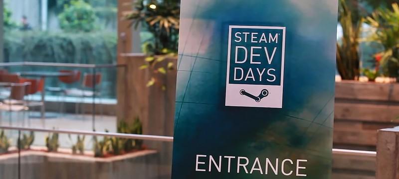 В этом году без Steam Dev Days