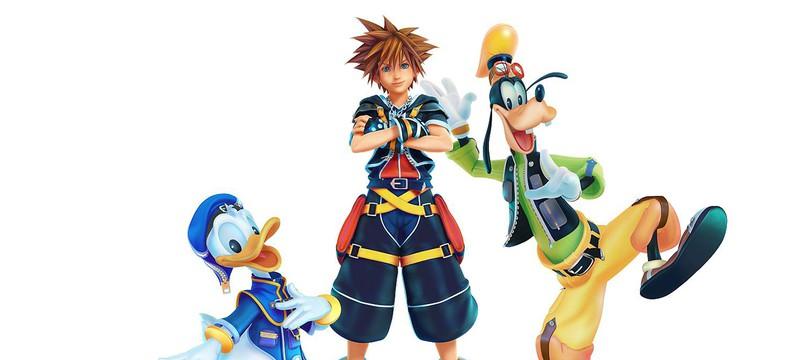 Актер: Kingdom Hearts 3 выйдет в этом году