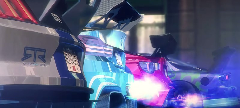 30 минут геймплея Need for Speed: No Limits