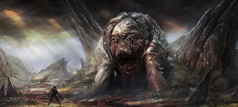 Новые концепт-арты Hellblade выглядят отлично