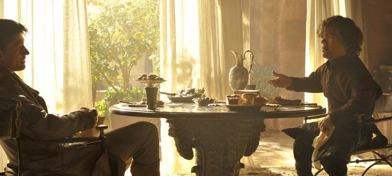 Пятый сезон Game of Thrones стартует 12 апреля