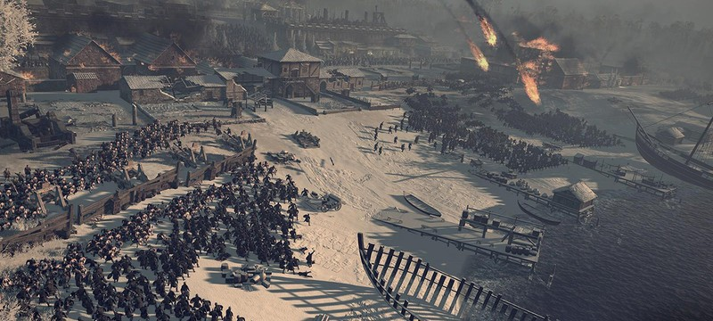 18 минут Total War: Attila – Орды и Миграция