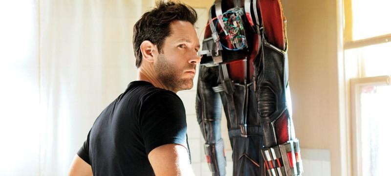 Кадры, концепты и промо фильма Ant-Man