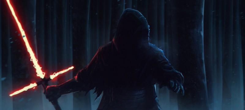 Еще больше художественных работ по Star Wars: The Force Awakens