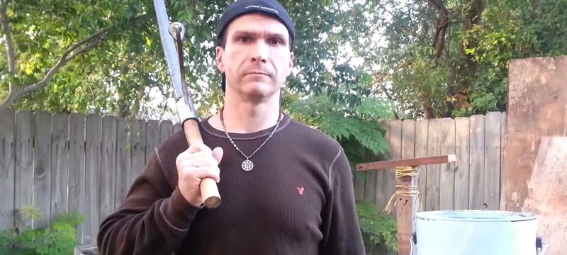 Short: опасен ли световой меч Кайло Рена? Ответ есть