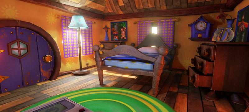 Banjo Kazooie на Unreal Engine 4