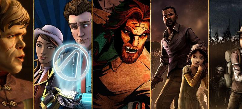 TellTale Games работает над оригинальным франчайзом