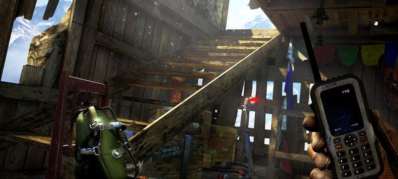 Релиз дополнения Escape from Durgesh Prison для Far Cry 4
