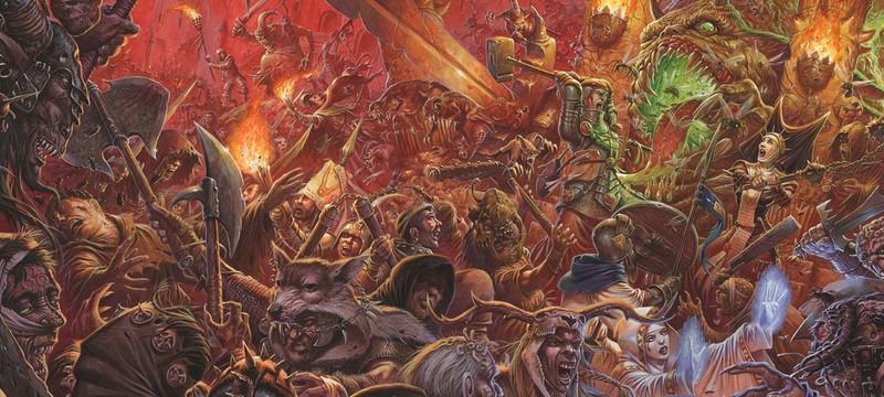 Total War: WARHAMMER анонсирована... случайно