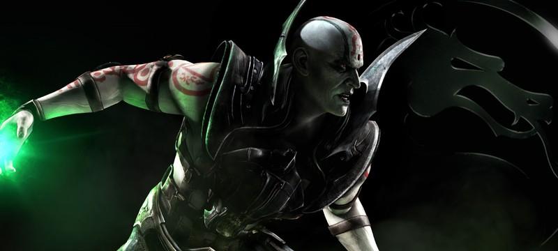 Новый геймплейный трейлер Mortal Kombat X
