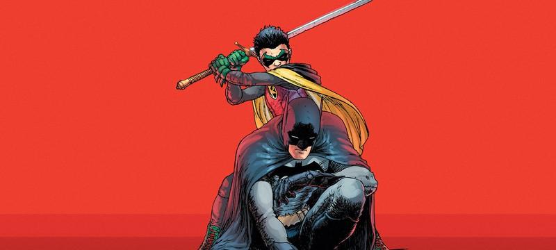 DC снимает анимационный фильм Batman Vs. Robin