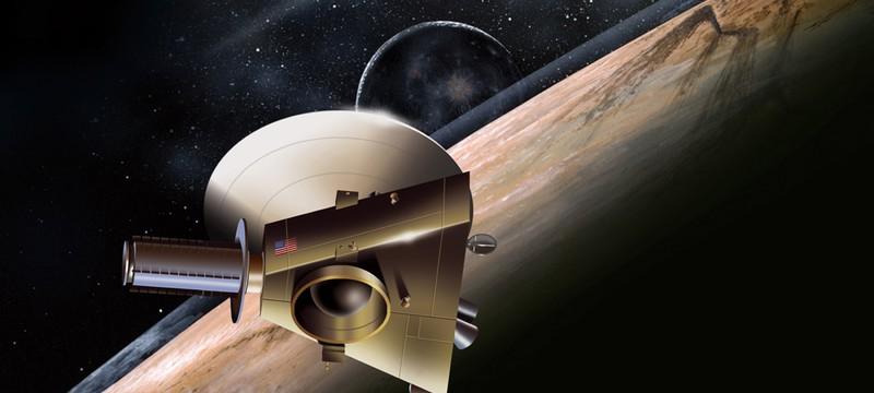 Процессор оригинальной PlayStation ведет космический зонд к Плутону