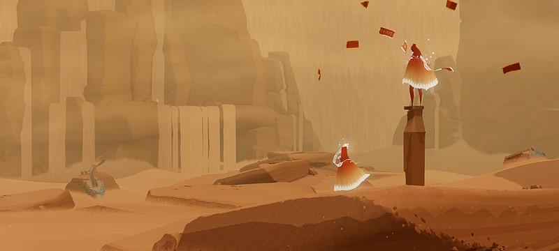 Journey все еще портируют на PS4