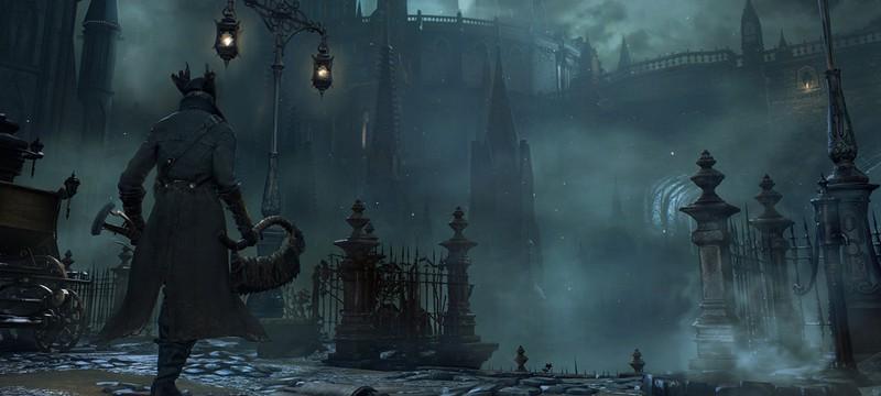 7 минут геймплея Bloodborne