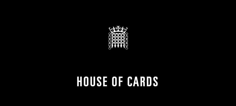 """Как выглядит оригинальный """"Карточный Домик"""" от BBC"""