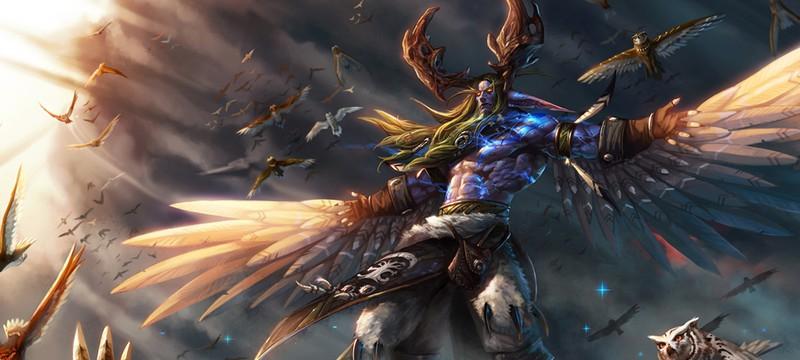 Фигурка орка ветеранам World of Warcraft