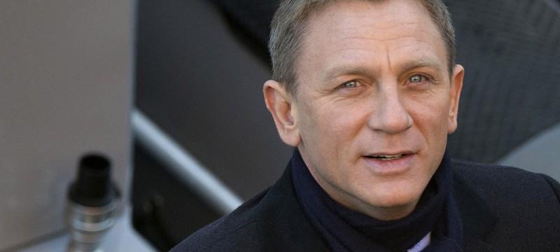Новые кадры со съемок 007: Spectre
