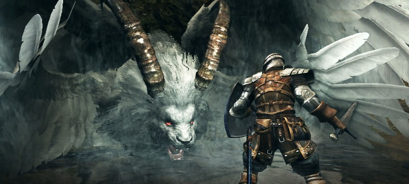 Первый Dark Souls пройден менее чем за 50 минут