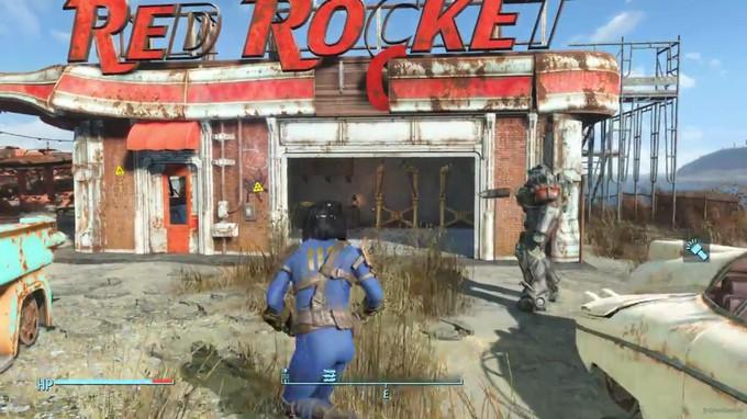 Fallout 4 (Bethesda Softworks) [ENG] от CODEX - Скриншот 1