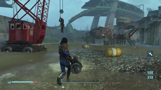 Fallout 4 (Bethesda Softworks) [ENG] от CODEX - Скриншот 2