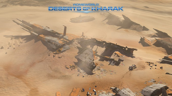Homeworld: Deserts of Kharak (2016) PC - Скриншот 3