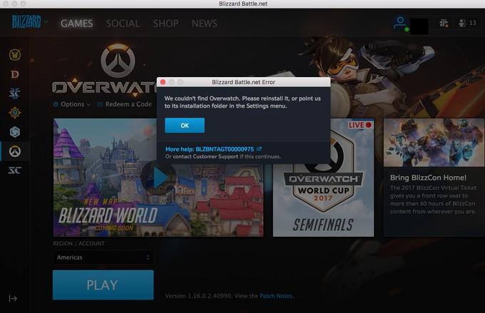 Релиз Overwatch на Mac состояться уже совсем скоро