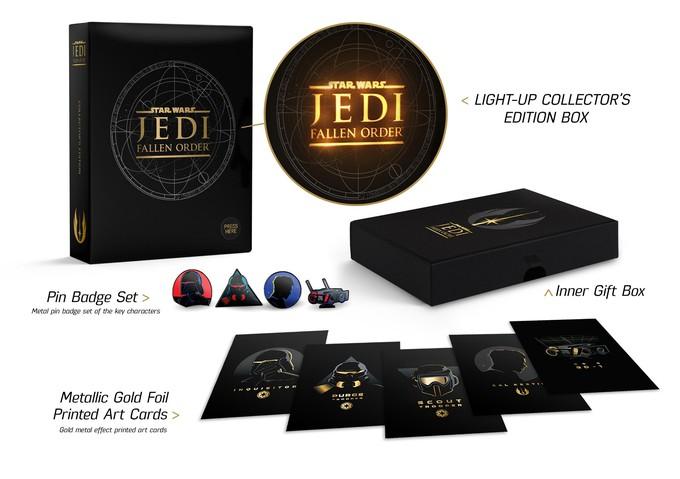 Что входит в коллекционное издание Star Wars Jedi: Fallen Order