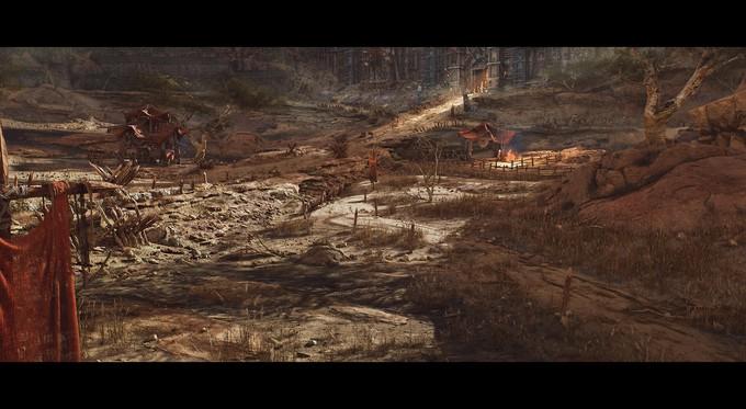 Врата Оргриммара из WoW воссоздали на Unreal Engine 4