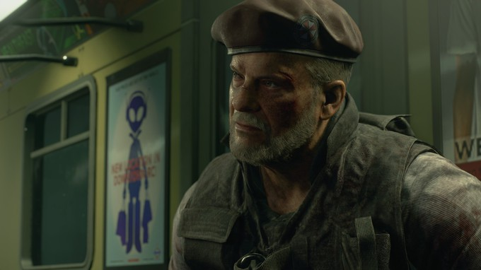 скриншоты ремейка Resident Evil 3